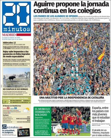 20 Minutos Madrid