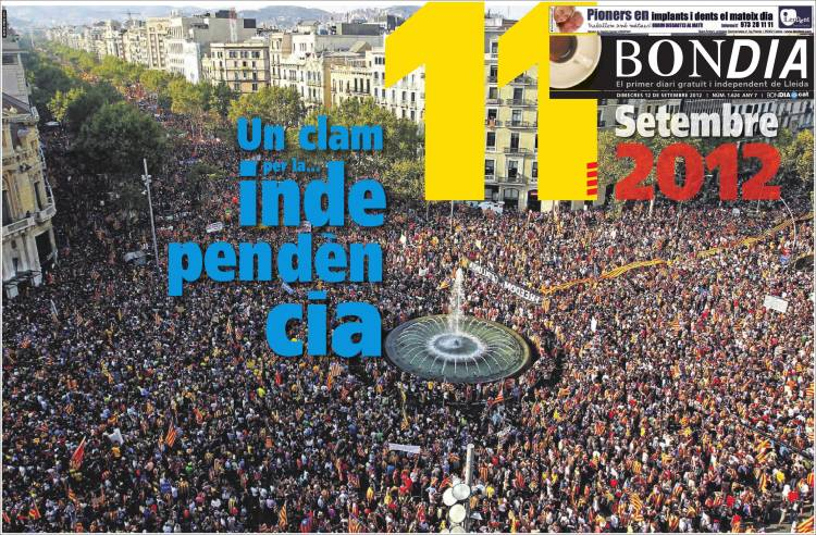 Bon dia Lleida