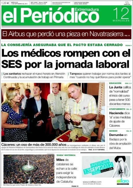El Periodico de Extremadura